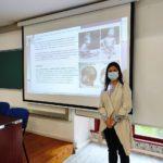 Викладачка БДМУ прочитала лекцію для студентів Університету Сантьяго-де-Компостела (Іспанія)