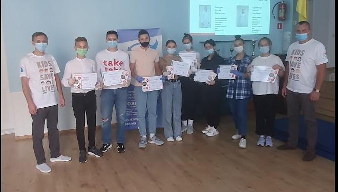 Фахівці БДМУ взяли участь у Всеукраїнському проекті