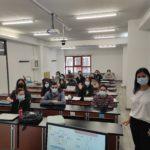 Викладачка БДМУ прочитала цикл лекцій для студентів-п'ятикурсників в Іспанії