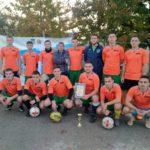 Збірна БДМУ з футболу – у трійці лідерів Універсіади