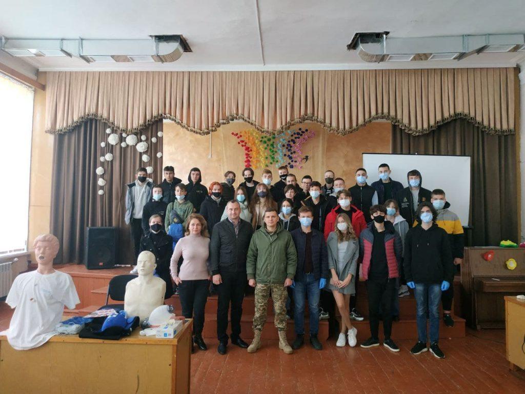 Національно-патріотичне виховання молоді: співпраця зі школою