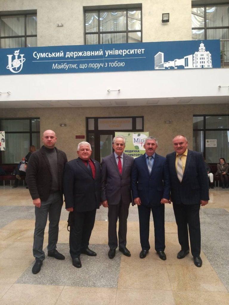 Фахівці БДМУ взяли участь у Всеукраїнському з'їзді інфекціоністів